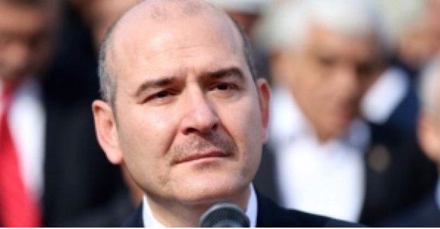 İçişleri Bakanı Soylu'dan Şehit Polis Memuru Atakan Arslan İçin Taziye Mesajı