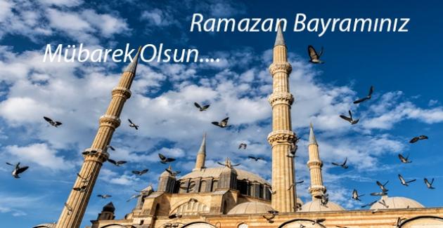 Ramazan Bayramınız Mübarek Olsun....