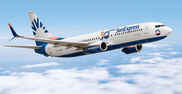 SunExpress, 4 Haziran'da İç Hat Uçuşlarına Başlıyor