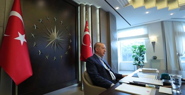 """""""Türkiye Küresel Salgın Sürecini Başarıyla Yönetmiş Ve Sonuca Yaklaşmıştır"""""""