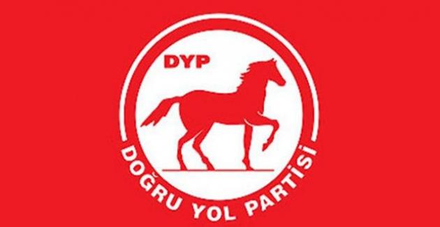 DYP'den Şok İstifa!