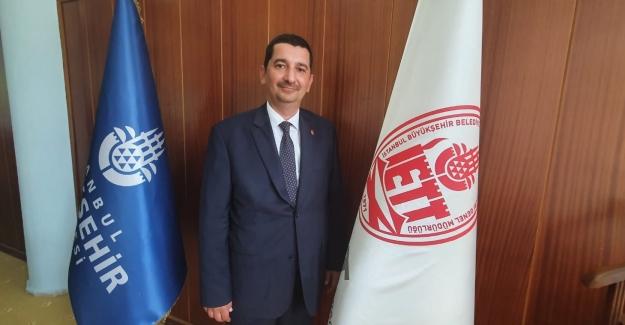 İETT Genel Müdürlüğü'ne Alper Bilgili Atandı
