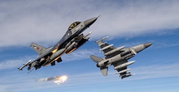 Irak Kuzeyine Hava Harekatı: 1 Terörist Etkisiz Hale Getirildi