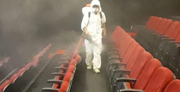 Kuşadası'nın Sinema Ve Tiyatro Salonları 1 Temmuz'a Hazır