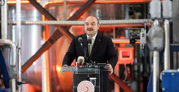 Türkiye'nin İlk Endüstriyel Enzim Fabrikası Açıldı