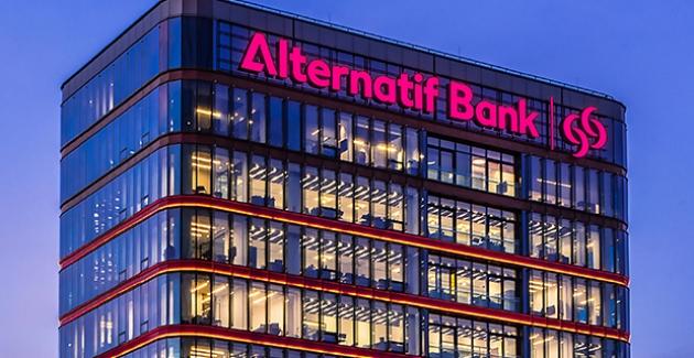 Alternatif Bank'ın Kredi Hacmi Yılın İlk Yarısında Yüzde 16,1 Arttı
