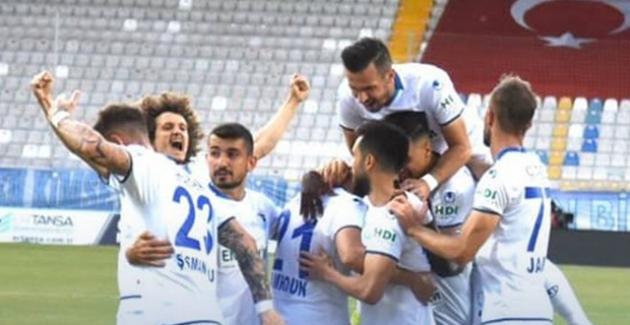 Erzurumspor Süper Lig'de