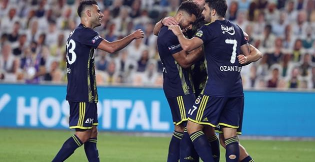 Fenerbahçe, Göztepe'yi 2-1 Mağlup Etti