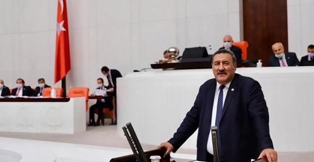 """Gürer: """"Vatandaşın Kefen Parasıyla  Kurulan Askeri Fabrikayı Geliştirin"""""""