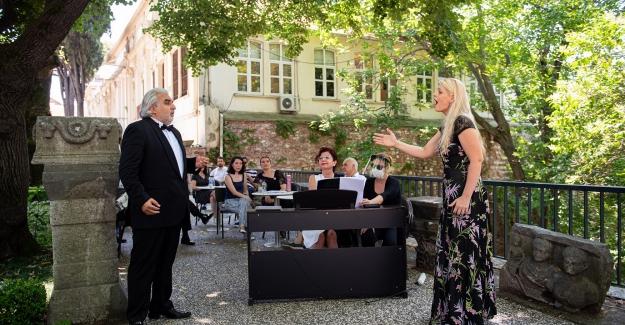 İstanbul Devlet Opera ve Balesi Açıkhava Konserlerine Başladı