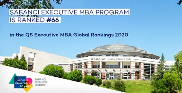 Sabancı Üniversitesi MBA Sıralamasında İlk 100'de