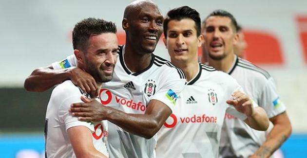 Son Derbiyi Kazanan Beşiktaş