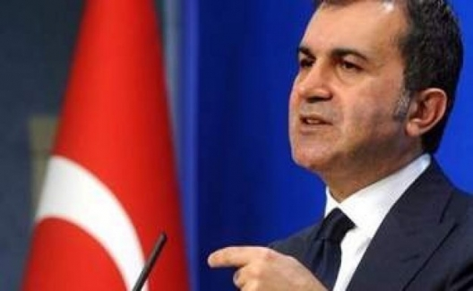 """AK Parti Sözcüsü Çelik: """"Magandalık Bu Topraklarda Barınamaz"""""""