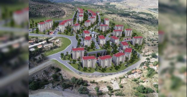 Ankara Altındağ Cinderesi'nde Temel Atıldı