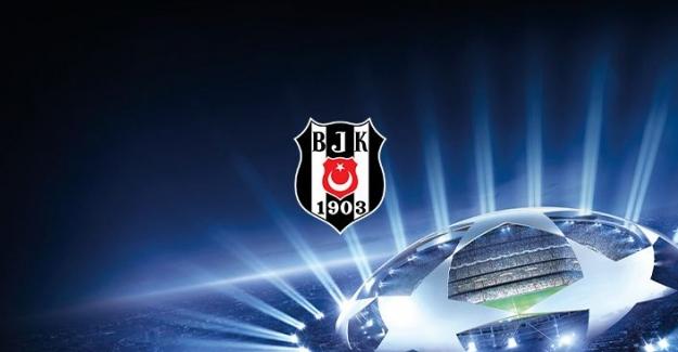 Beşiktaş'ın UEFA Şampiyonlar Ligi 2. Ön Eleme Turundaki Rakibi Belli Oldu