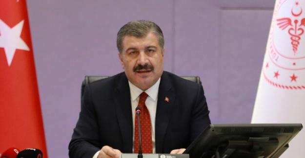 Türkiye'de Koronavirüs'ten Hayatını Kaybedenlerin Sayısı 5.912'ye Yükseldi