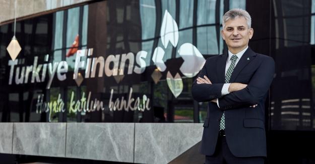 Türkiye Finans'tan Ekonomiye 54 Milyar Lira Destek