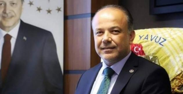 AK Parti'li Yavuz'dan Gaziler Günü Mesajı