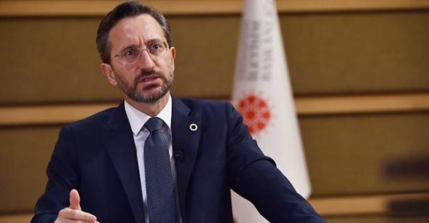 """Altun: """"Doğu Akdeniz Meselesi Sadece Türkiye Ve Yunanistan Arasında Olmadığı Açıktır"""""""