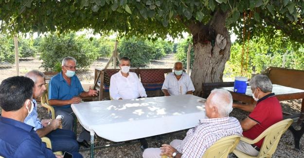 """CHP'li Barut: """"Mağdur Edilen Üretici Köylülerimizin Yüzünü Güldüreceğiz"""""""