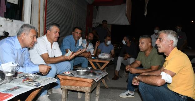 """CHP'li Barut: """"Tarım İşçileri İnsanca Yaşam İçin Çözüm Bekliyor"""""""