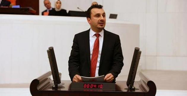 "CHP'li Başevirgen, ""TMO Numara Oyunu Yapıyor"""