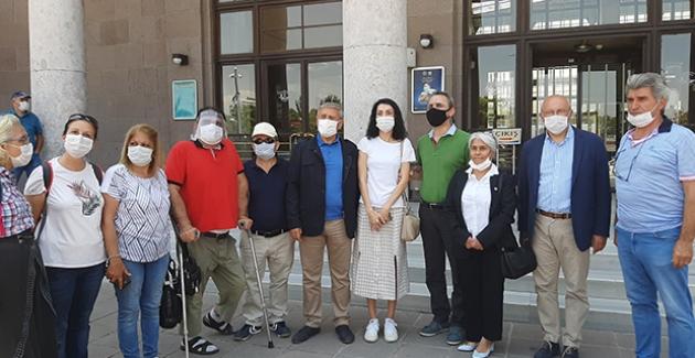 """CHP'li Çakırözer: """"Engellinin Yasal Hakkı Gasp Edildi"""""""