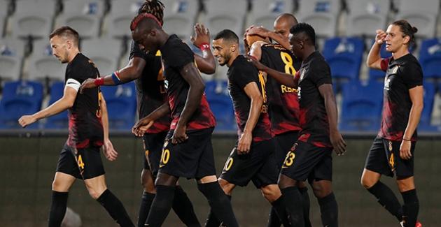 Galatasaray Son Şampiyonu Mağlup Etti