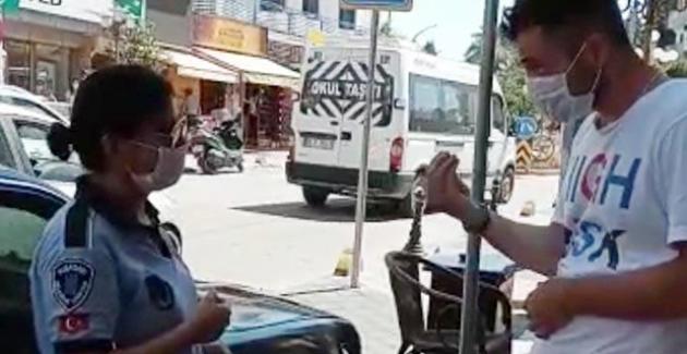 Kuşadası Belediyesi Yardımda Engel Tanımıyor