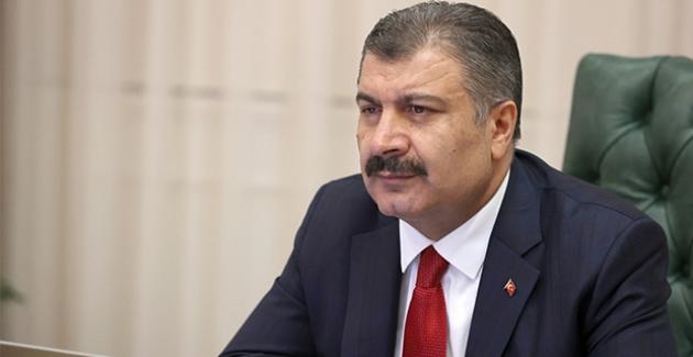 """Sağlık Bakanı Koca: """"Ağır Hasta Sayımız 1.500'e Yaklaştı"""""""