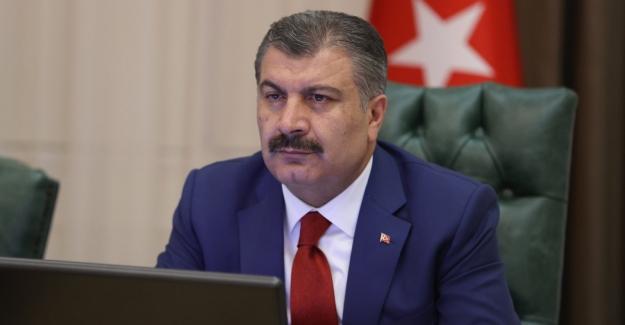 Türkiye'de Koronavirüs'ten Hayatını Kaybedenlerin Sayısı 7 Bin 445 Oldu