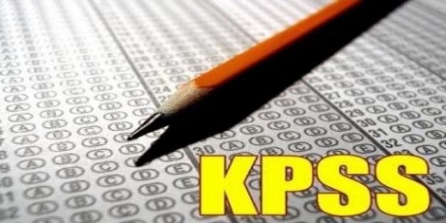 2020-KPSS Ön Lisans Sınava Giriş Belgeleri Erişime Açıldı