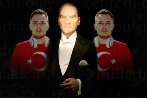 29 Ekim'de Atatürk'ün Sesi İle Şarkı Yaptı! Gelirleri Mehmetçik Vakfına Gidecek!