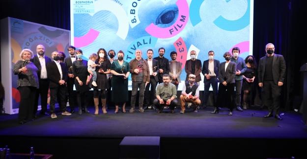 """8. Boğaziçi Film Festivali'nde """"Altın Yunus""""lar Sahiplerini Buldu"""
