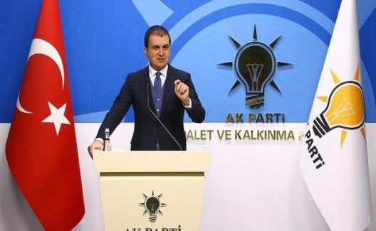 """AK Parti Sözcüsü Çelik: """"Türkiye Cumhuriyeti, İlelebet Payidar Kalacaktır"""""""