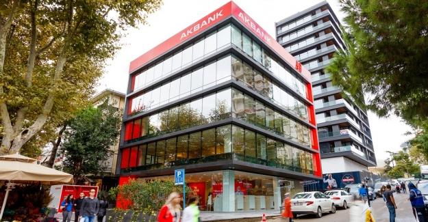 Akbank'tan Türkiye Ekonomisine 2020'nin Ilk Dokuz Ayında 322 Milyar TL Kredi Desteği