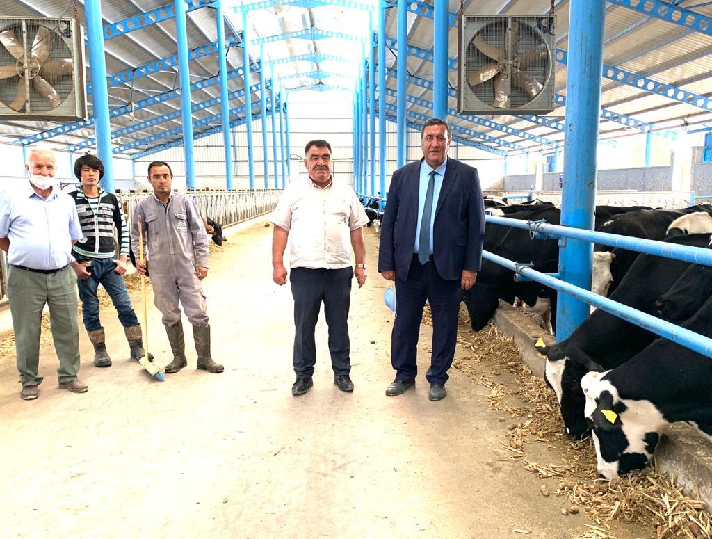 """CHP'li Gürer, """"Çiğ Süt Üreticisinin Tepkisi Her Geçen Gün Artıyor"""""""