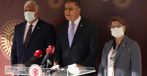 """CHP'li Güzelmansur: """"Pazar Kaybetme Lüksümüz Yok"""""""