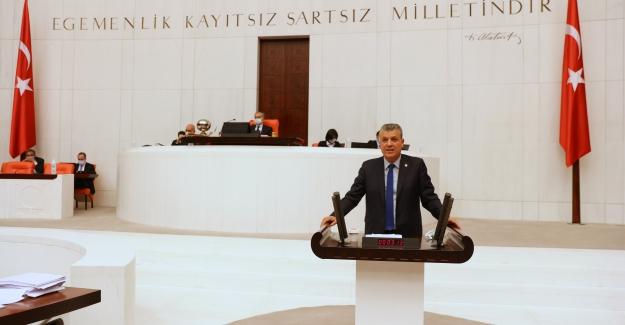 CHP'li Barut, 'Şaibeli Sınav' İddiasını Meclis Gündemine Taşıdı