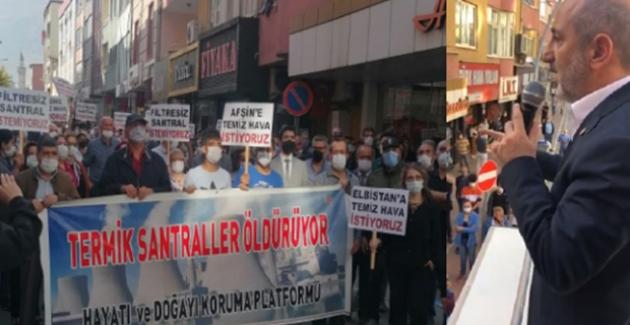 """CHP'li Öztunç'tan Çok Sert Uyarı: """"Filtresiz Çalıştırılmaya Devam Ederse, On Binleri O Santralin Önüne Yığarım!"""""""