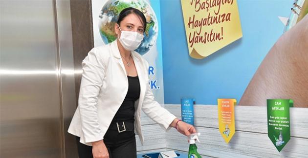 Çukurova Belediyesi ''Sıfır Atık Belgesi'' Aldı