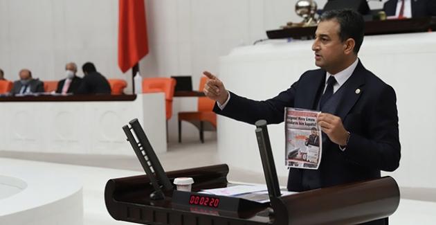 """""""Çukurova Havaalanı'nda Kamulaştırma Vurgunu"""""""