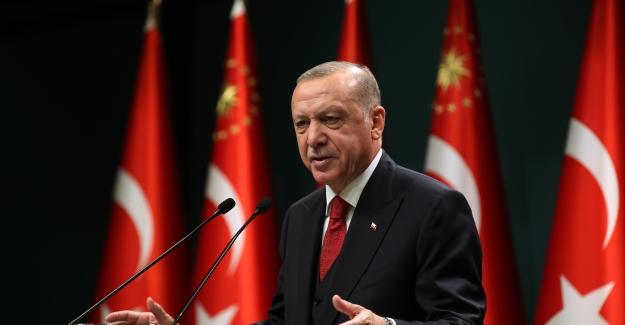 Cumhurbaşkanı Erdoğan'dan Berlin'deki Mevlana Camii'sine Yapılan Polis Operasyonuna Kınama