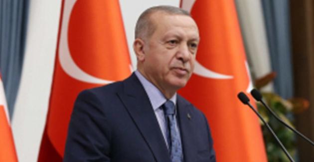 Cumhurbaşkanı Erdoğan'dan Yunanistan Başbakanı Miçotakis'e Teşekkür Mesajı
