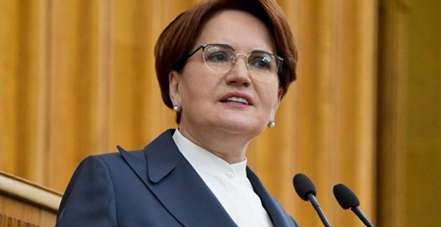 İYİ Parti Genel Başkanı Akşener'den 29 Ekim Cumhuriyet Bayramı Mesajı
