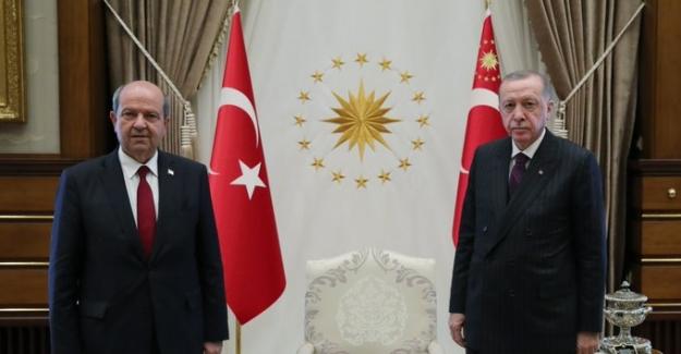 KKTC Cumhurbaşkanı Tatar İlk Yurt Dışı Ziyaretini Ülkemize Gerçekleştirecek