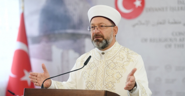 """""""Yeryüzü, Yeniden İslam'ın Huzur Veren İlkelerini Aramaktadır"""""""