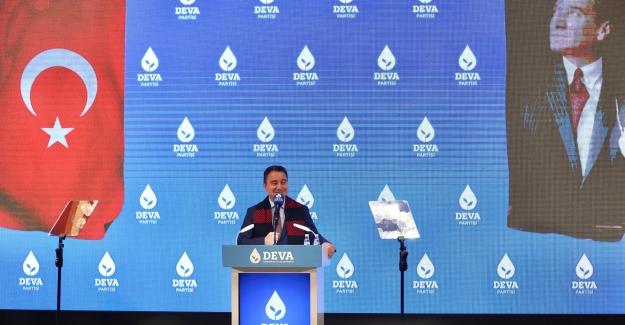 Babacan: 'Esnaf Can Derdinde, Saray Vergi Peşinde'