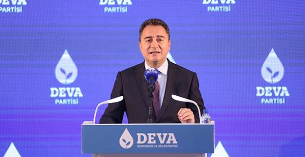 Babacan: 'Mafya, Siyaseti Dizayn Ederken Cumhurbaşkanı İttifak Derdinde'