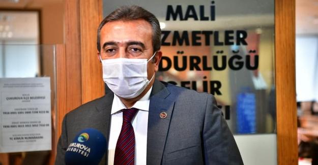 """Başkan Çetin'den """"Verginizi Ödeyin"""" Çağrısı"""